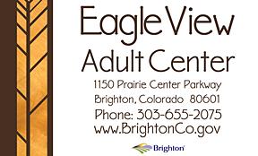 Eagle View Adult Center, Brighton, CO