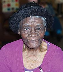 Ms. Ida Mae