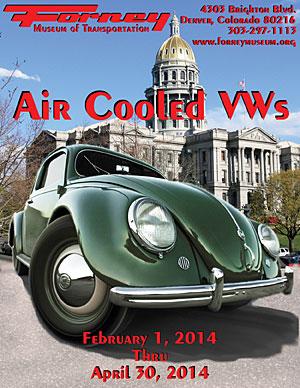 VW Exibit at Forney Museum