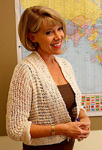 Academy course leader Susan Blake-Smith at Greenwood Village