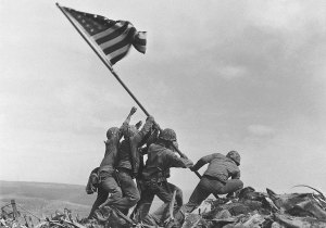 The Raising of the Flag on Mt. Surubachi