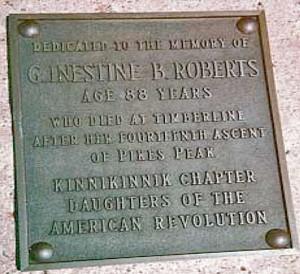 Dedicated to the memory of Ginestine B. Roberts