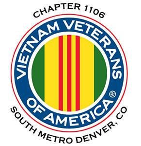 Vietnam Veterans of America Chapter 1106 logo