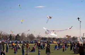 Annual Arvada Kite Festival