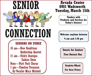 Senior Connection Arvada Center