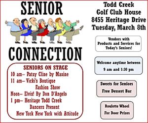 SeniorConnectionToddCreek