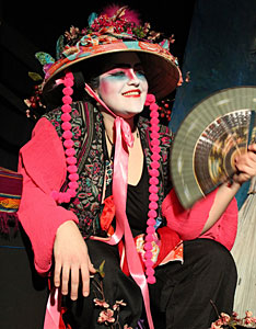"""The BiTSY Stage presents """"The Stonemason's Wish: A Chinese Tale"""" through April 24 at 1137 S. Huron St. Denver, CO 80223. April 2 - 24 performance times will change to Saturdays and Sundays at Noon and 2 p.m."""