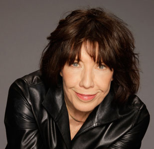 Lily Tomlin performs live at the Paramount Theatre, Saturday, April 23rd.