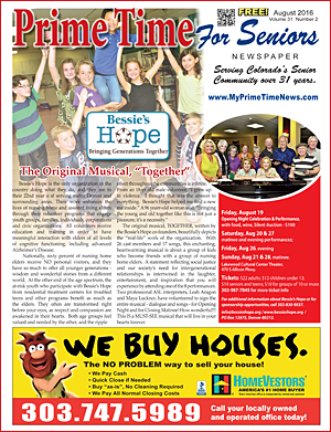 Prime Time For Seniors August 2016 Print Edition