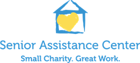 Senior Assistance Center - Small Charity, Great Work.