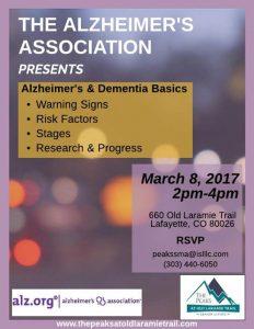 Alzheimer's & Dementia Basics