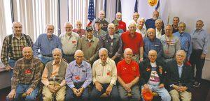 Cooper's Troopers WWII veterans.