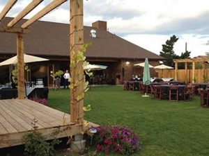 Balistreri Vineyards is a family-owned vineyard that is know for its fine Colorado-made wines, which patrons can indulge in while enjoying their beautiful inside venue and outside courtyard.
