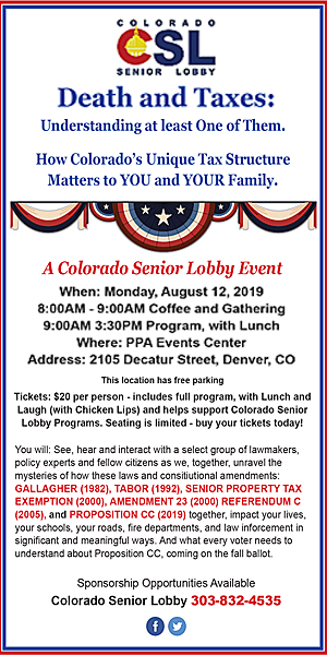 Colorado Senior Lobby