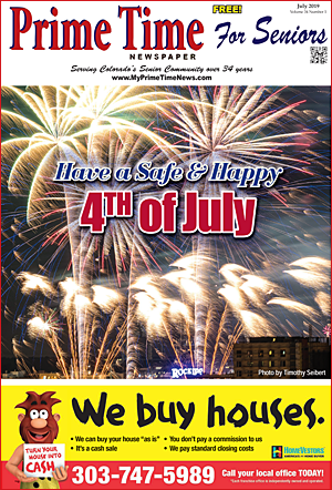 Prime Time For Seniors July 2019 Print Edition