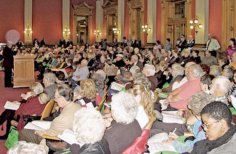 Colorado Seniors Lobby