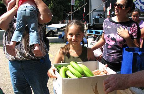 Jeffco Produce and Health Fair