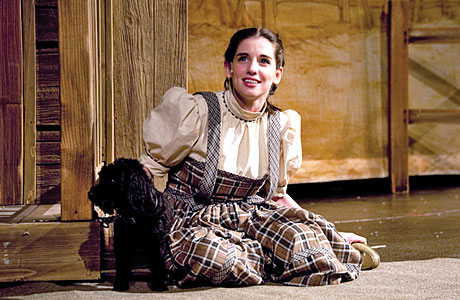 """""""Dorothy"""" in the Wizard of Oz"""""""