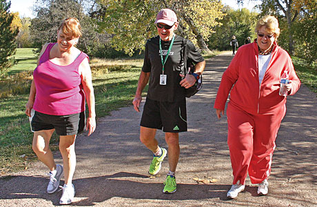 South Suburban Park and Recreation District is one of 24 communities across the country that will offer new, low-impact exercise programs especially tailored for those with arthritis