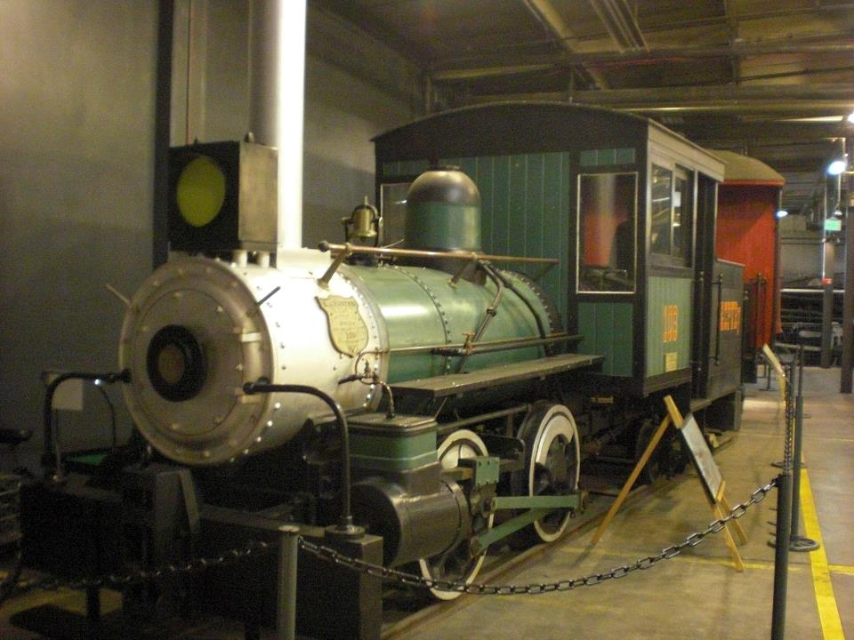 The 1897 Forney Locomotive 0-4-4T