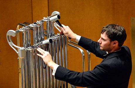 Colorado Wind Ensemble chimes