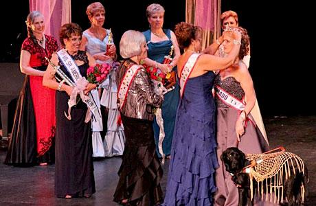 Ms. Colorado Senior America Pageant 2013