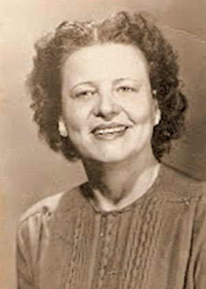 Mrs. Tennie Frass 'Ninny'
