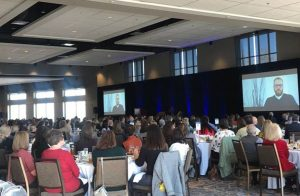 More than 350 Guests attended this year's Light of Hope Fundraising Luncheon